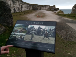 Game Of Thrones - Filmed at Larrybane, Ballintoy, North Antrim