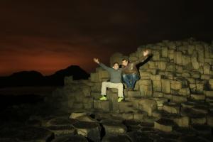 Giant's Causeway, Bushmills, County Antrim, Northern Ireland