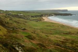 White Park Bay, Ballintoy, County Antrim, Northern Ireland