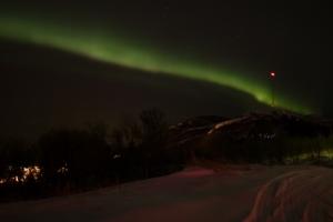Aurora Borealis over Bodø