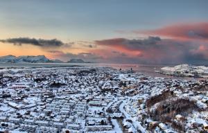 Bodø - HDR