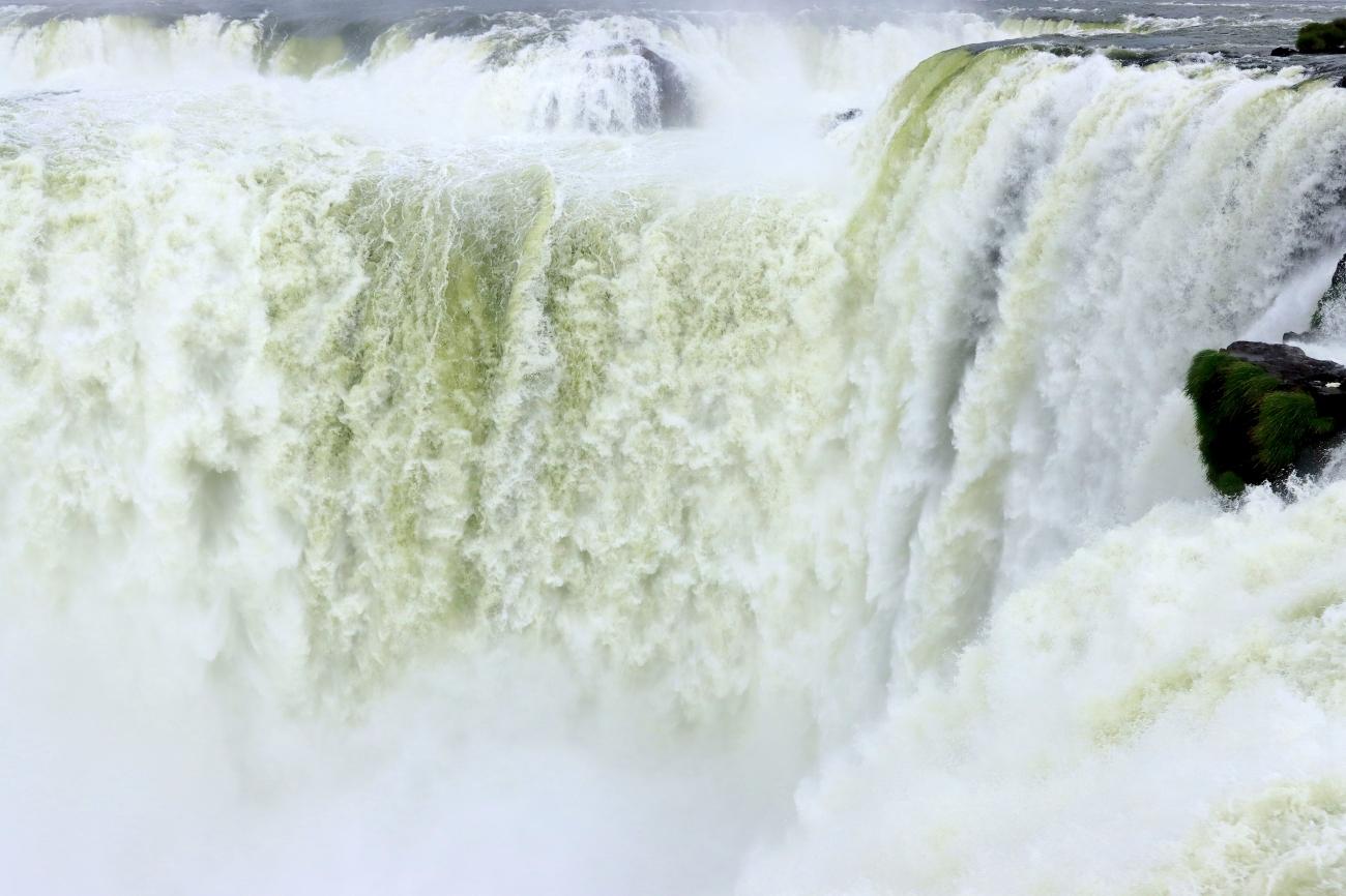 Iguazu Falls, Parque Nacional Iguazú, Argentina