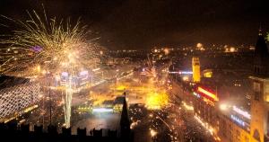 Copenhagen new year's eve 2015