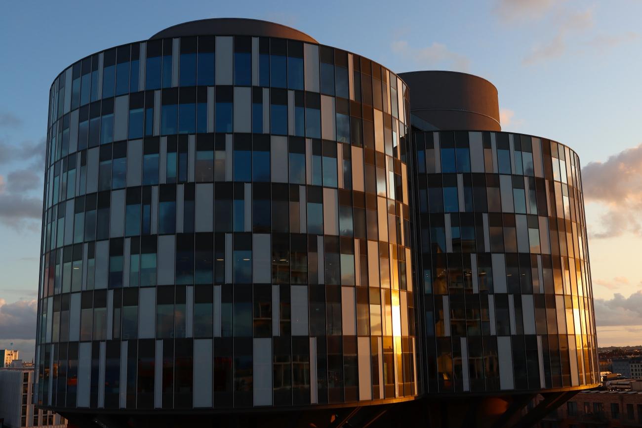 Copenhagen Portland Towers - Nordhavn