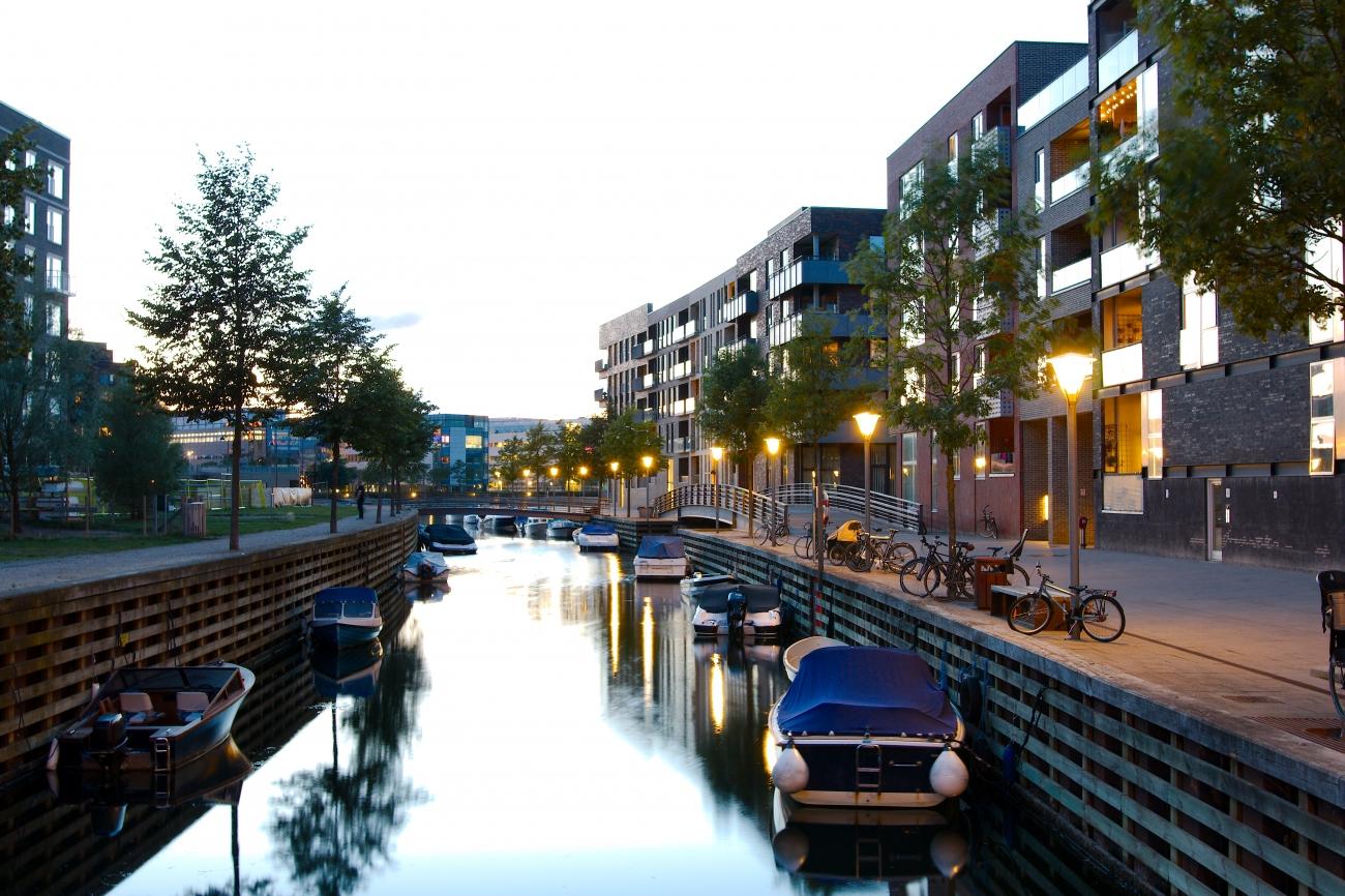 Dexter Gordons Vej, København