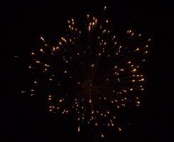 Fireworks - Nørrebro