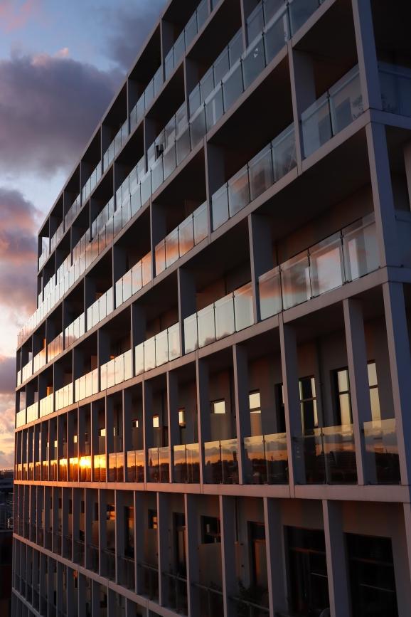 Frihavnstårnet - Nordhavn