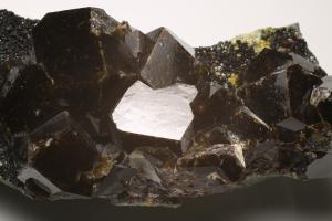 Andradite & Vesuvianite