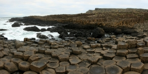 Giant's Causeway - panorama view