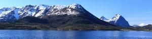 Holandsfjorden from Forøy