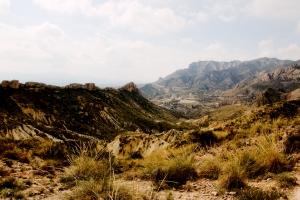 Parque de montaña san cayetano