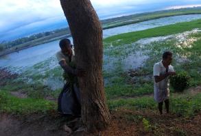 Debarawewa lake